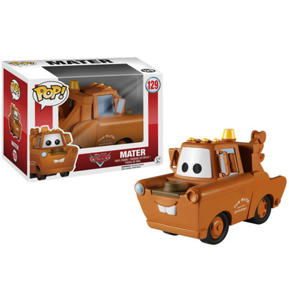 Disney Cars Mater Pop! Vinyl Figure