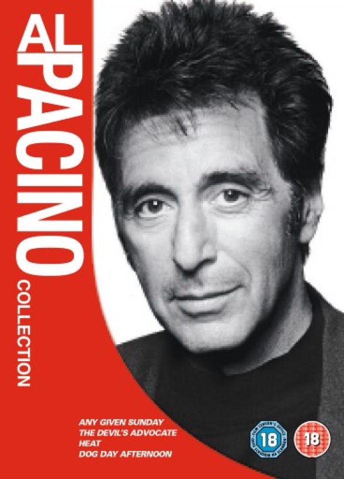 Al Pacino Box Set (Any Given Sunday / The Devil