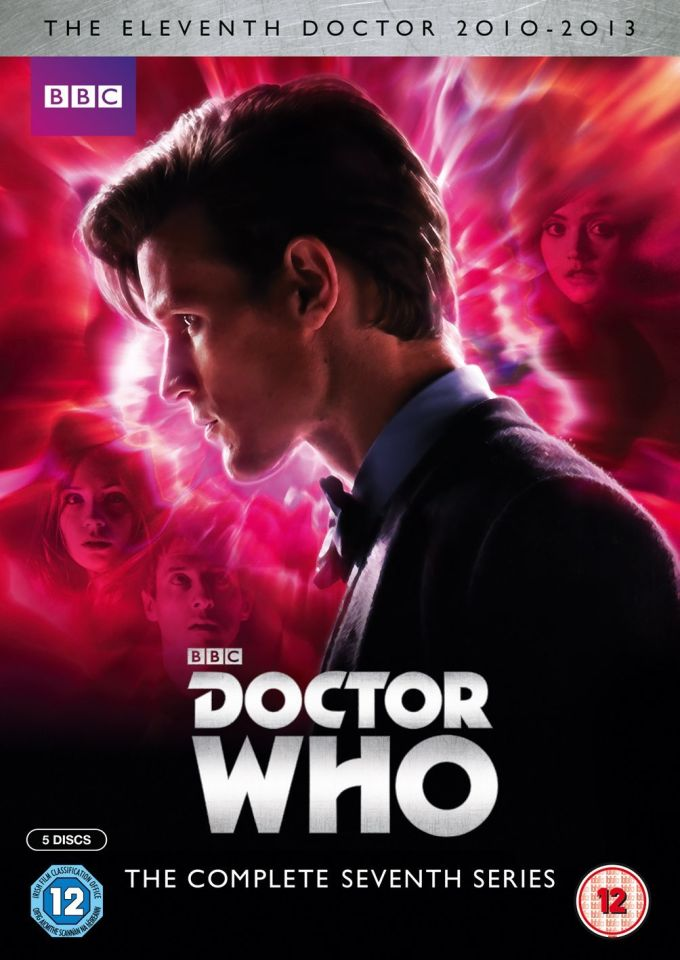 Doctor Who The Complete Series 7 Repack Dvd Zavvi