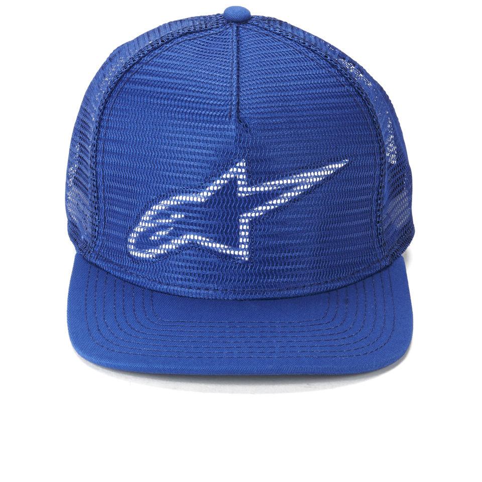 Alpinestars Men s Atune Trucker Hat - Royal Blue Mens Accessories ... a43becb3e8d