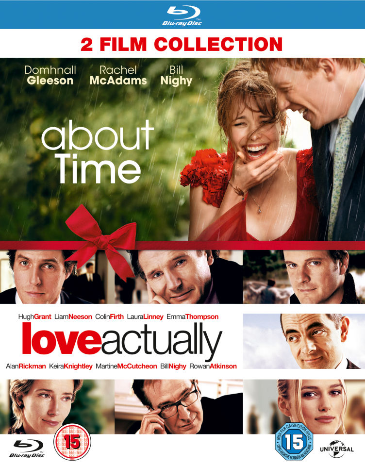 Richard Curtis Double: About Time / Love Actually
