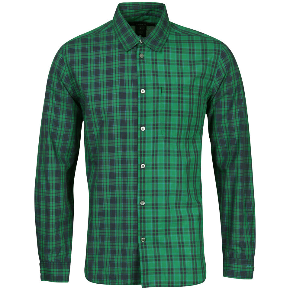 Marc By Marc Jacobs Men 39 S Harmony Plaid Long Sleeve Shirt