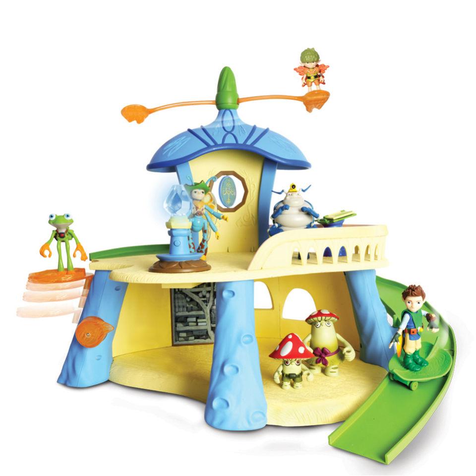 Tree Fu Tom Adventure Castle Playset Iwoot