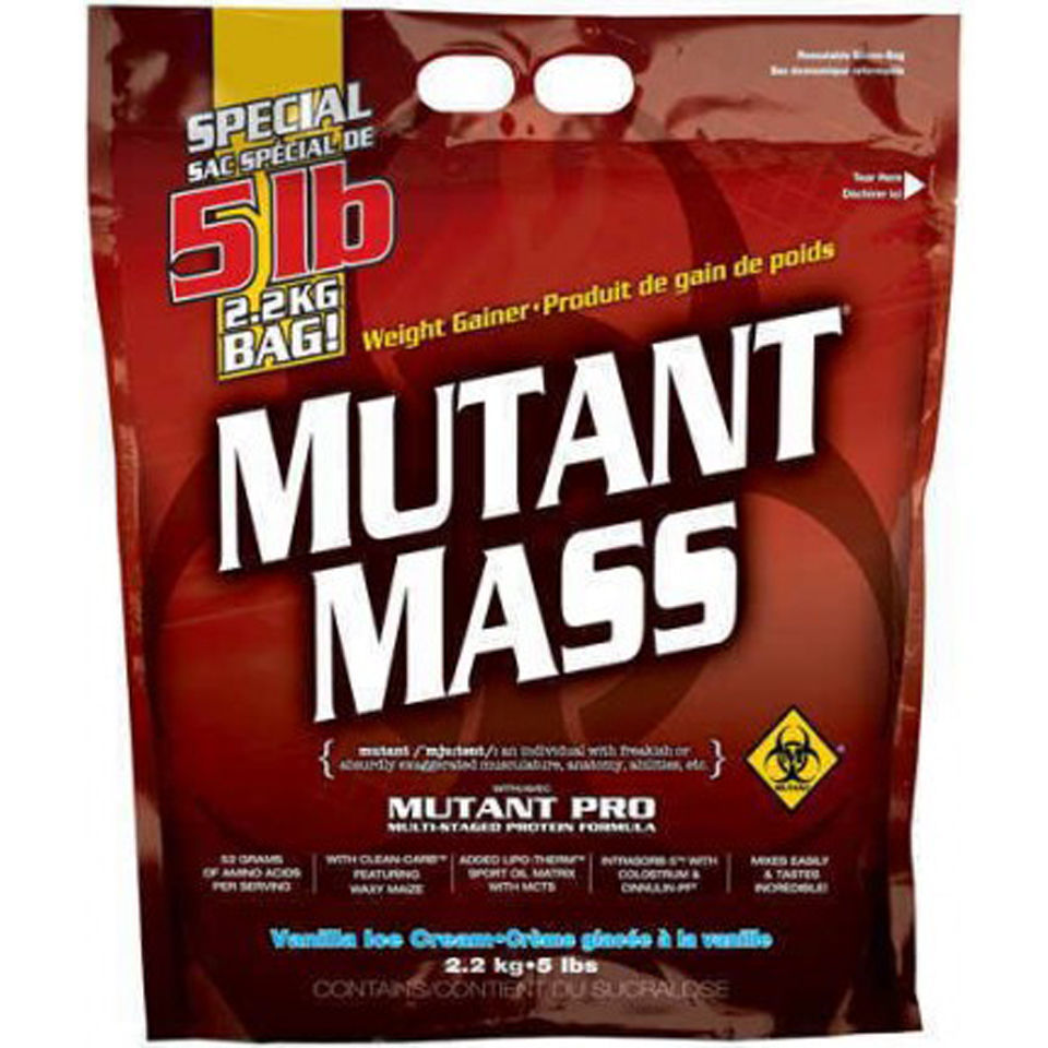 Mutant Mass 2.2kg Cookies & Cream