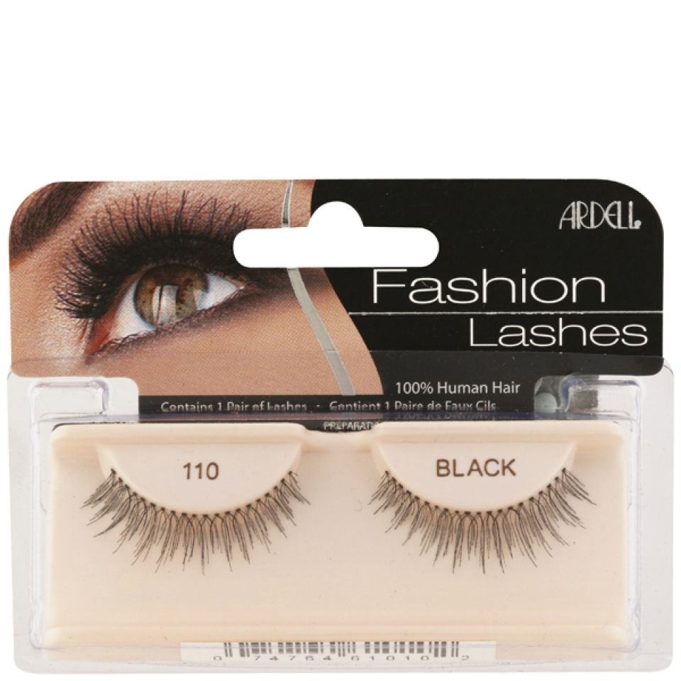 9c5424cbde7 Ardell Fashion Lashes Black - 110 | Free Shipping | Lookfantastic