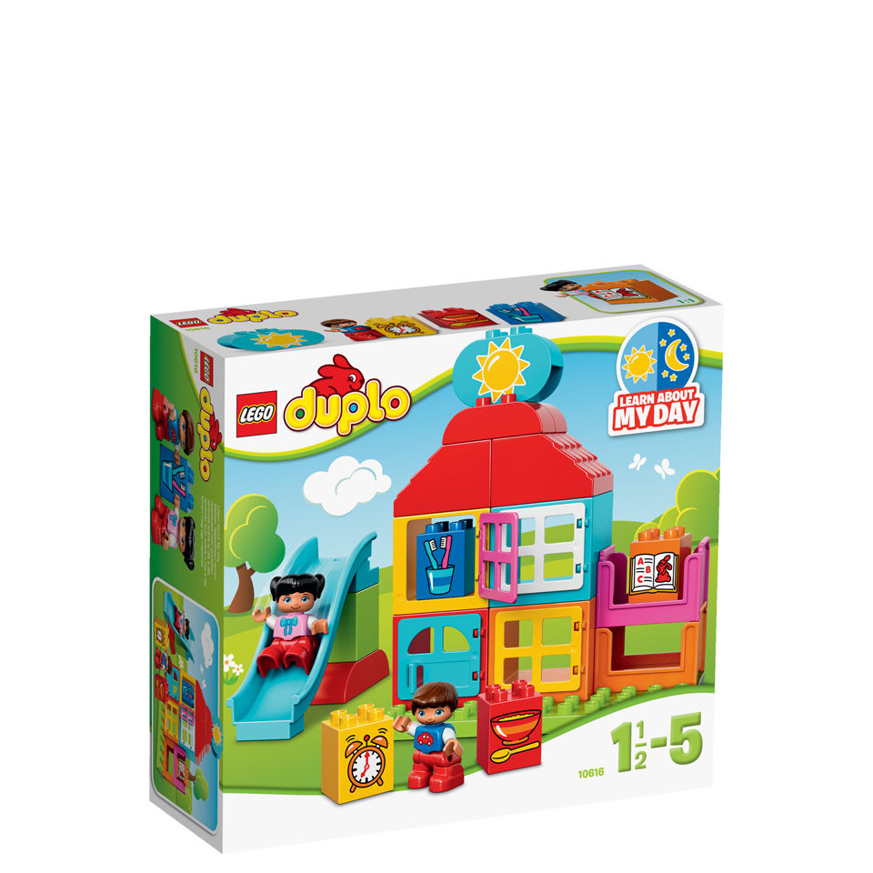 LEGO DUPLO: My First Playhouse (10616)