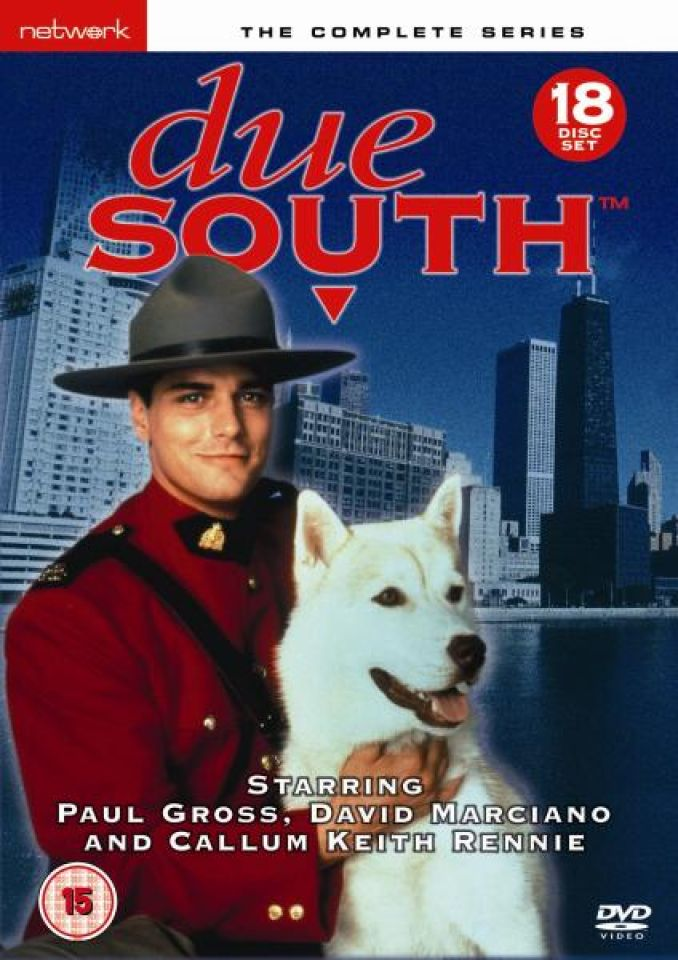 Due South Complete