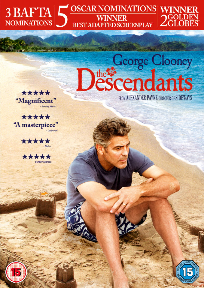 The Descendants (DVD and Digital Copy)