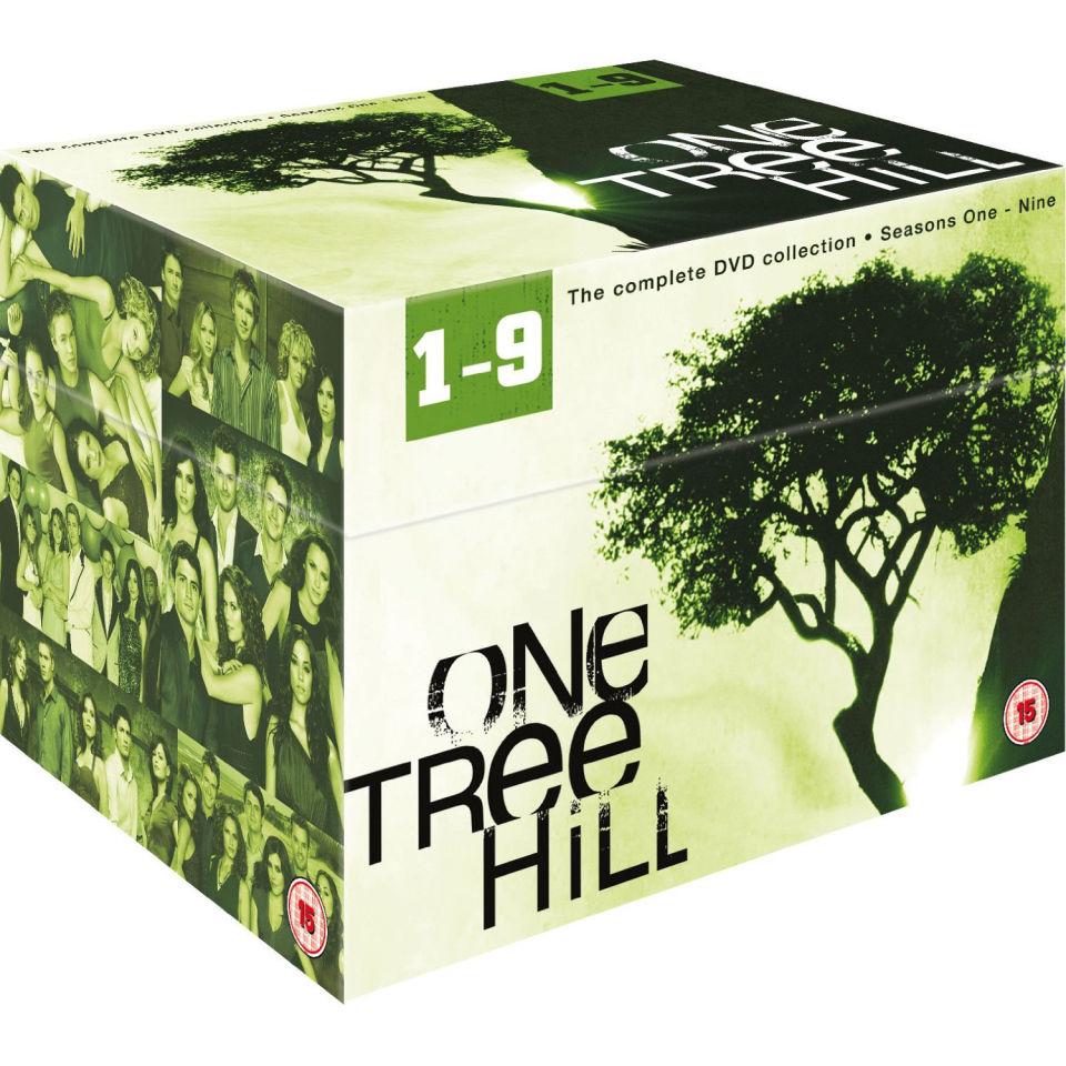 One tree hill seasons 1 9 dvd zavvi publicscrutiny Choice Image