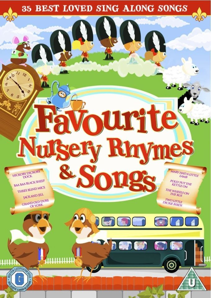 Favourite Nursery Rhymes and Children