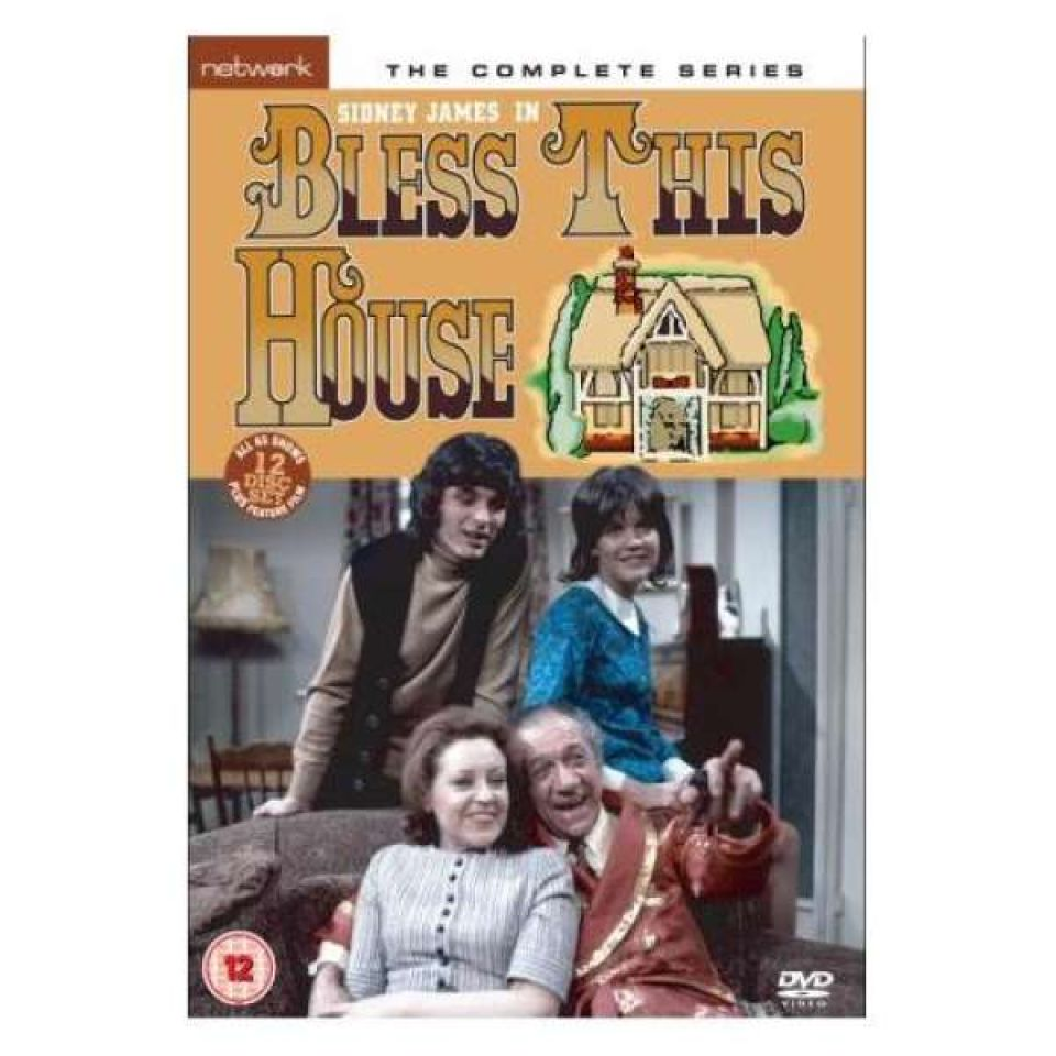 Bless This House - Complete Series [12DVD]