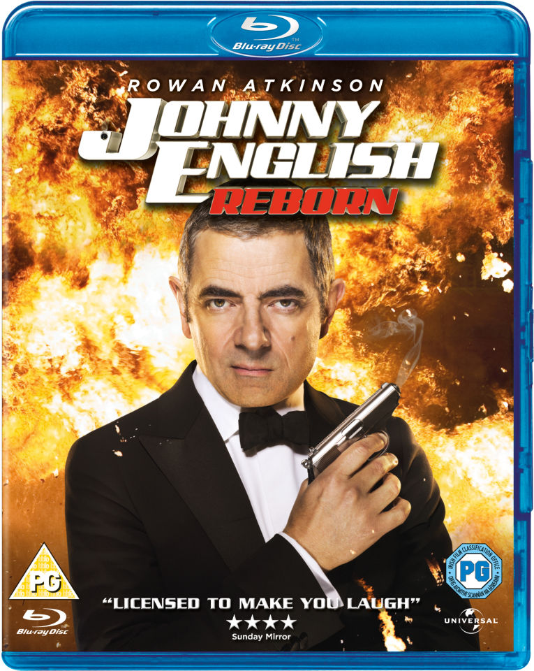 Johnny English Reborn 2011 BRRip 300MB 480p Dual Audio Hindi