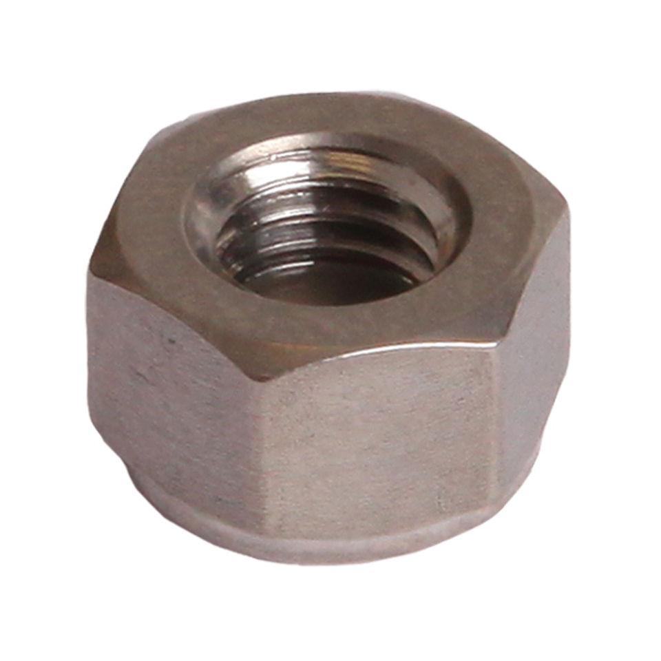Pro-Bolt Titanium M6 Nylon Nut   ProBikeKit com