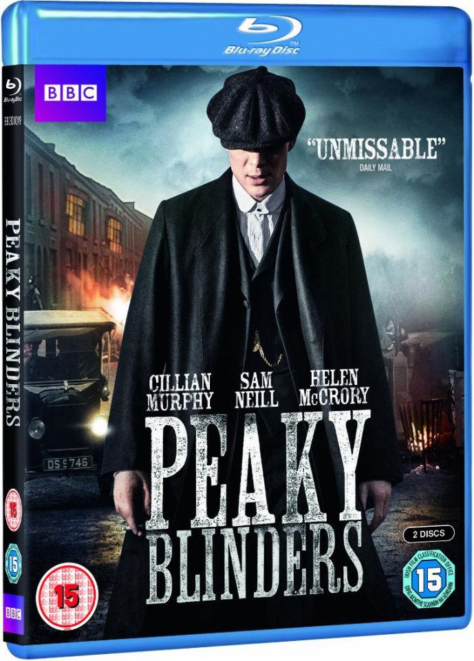 Peaky Blinders Blu Ray Zavvi