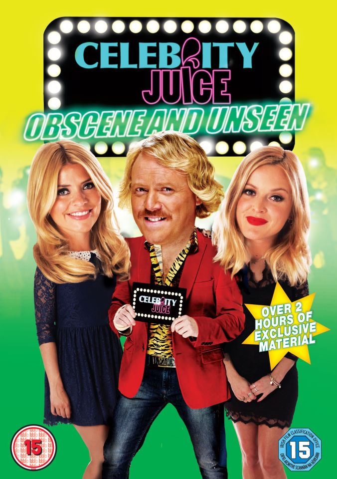 Celebrity Juice: Obscene and Unseen - Series 3