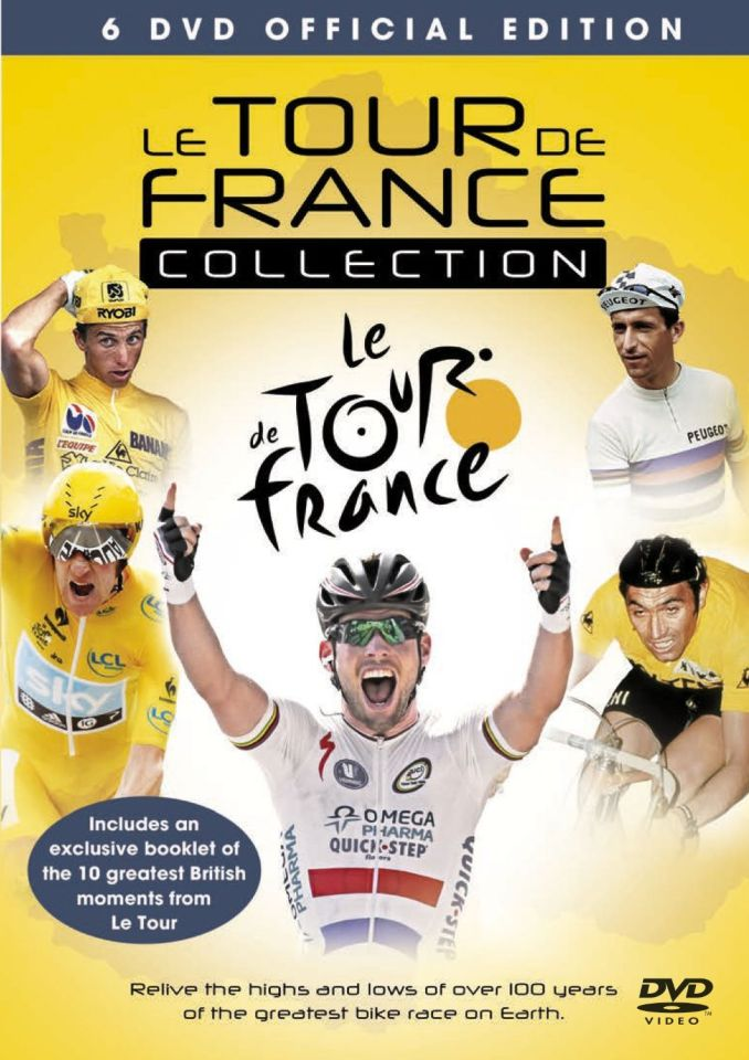 Le Tour de France Official Collection