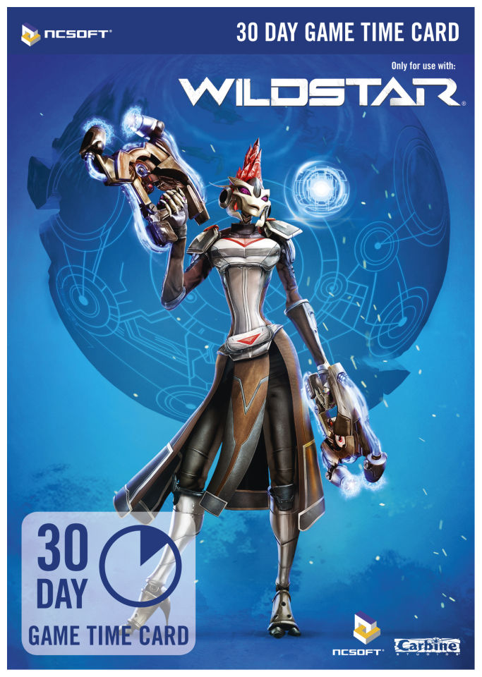 Jeu de Cartes WildStar - 15 Days Time