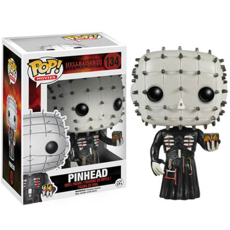 Hellraiser Pinhead Pop! Vinyl Figure