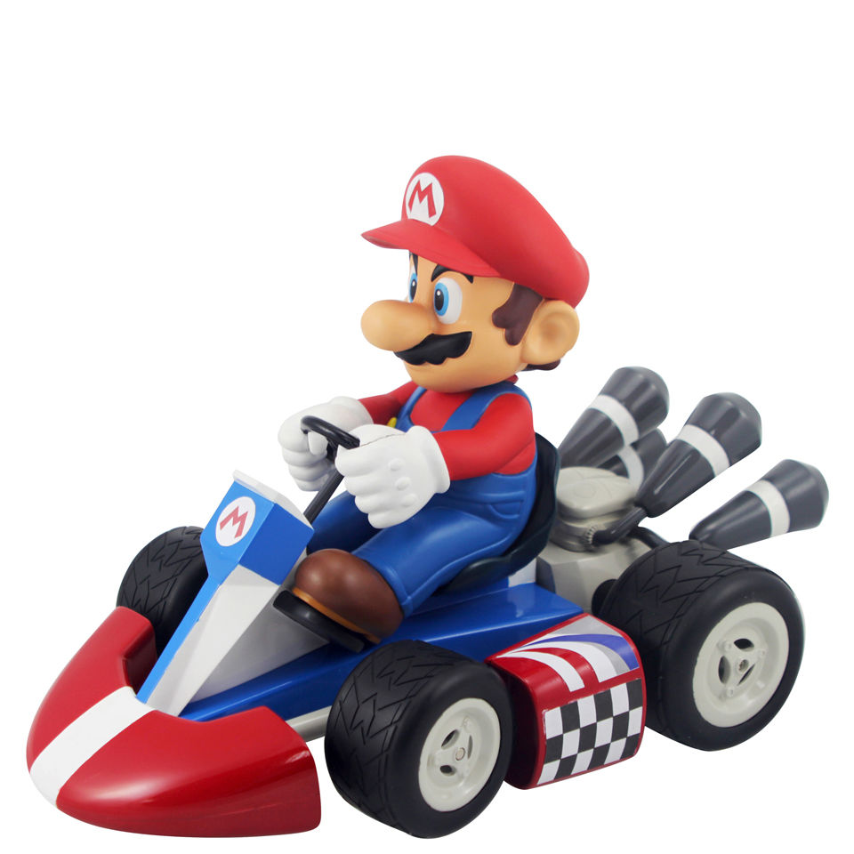 mario kart wireless remote control car super mario 10cm. Black Bedroom Furniture Sets. Home Design Ideas