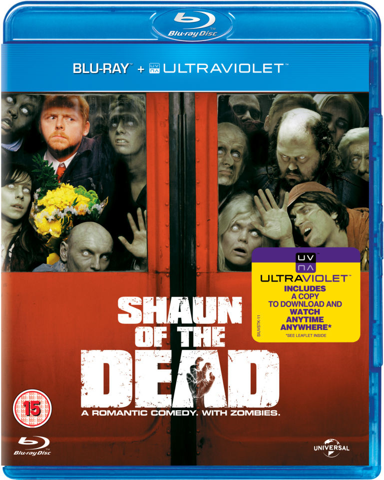 Shaun of the Dead - Limited Edition (Includes UltraViolet Copy)