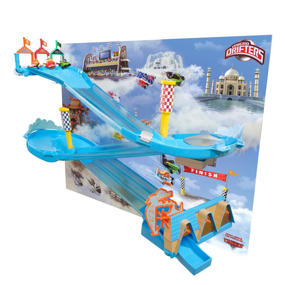 Amazon.com: Disney Planes: Fire & Rescue Fire at Fusel ...  |Disney Planes Tracks