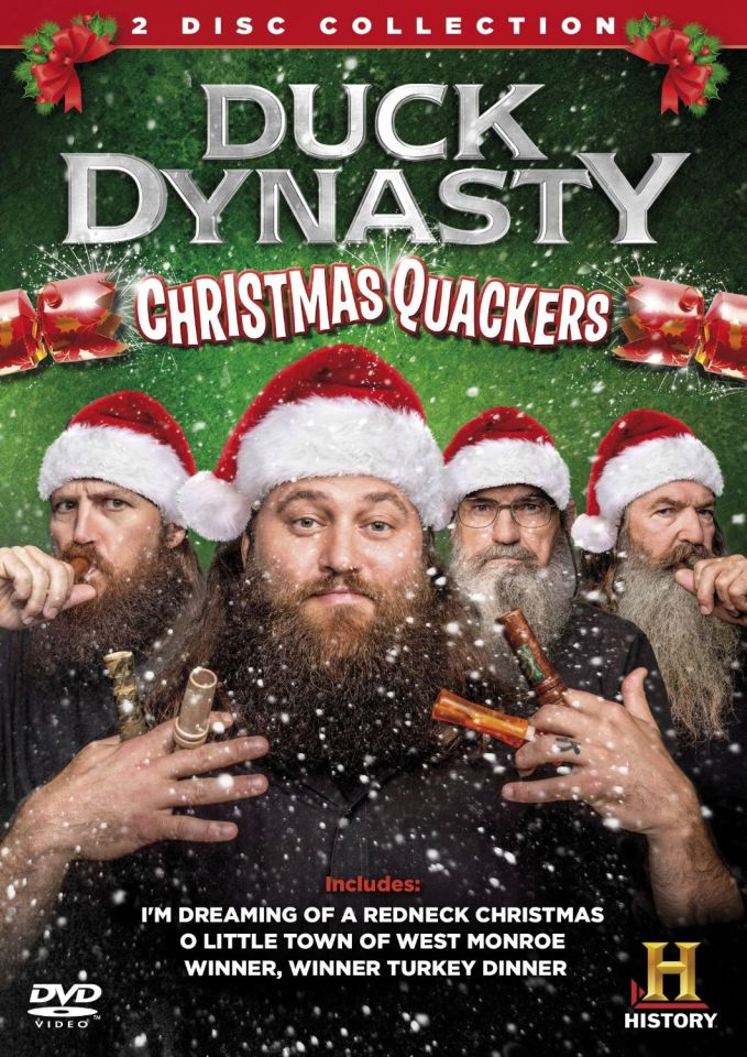 Other customers purchased. Description. Christmas time in Louisiana, for DUCK DYNASTY® ...
