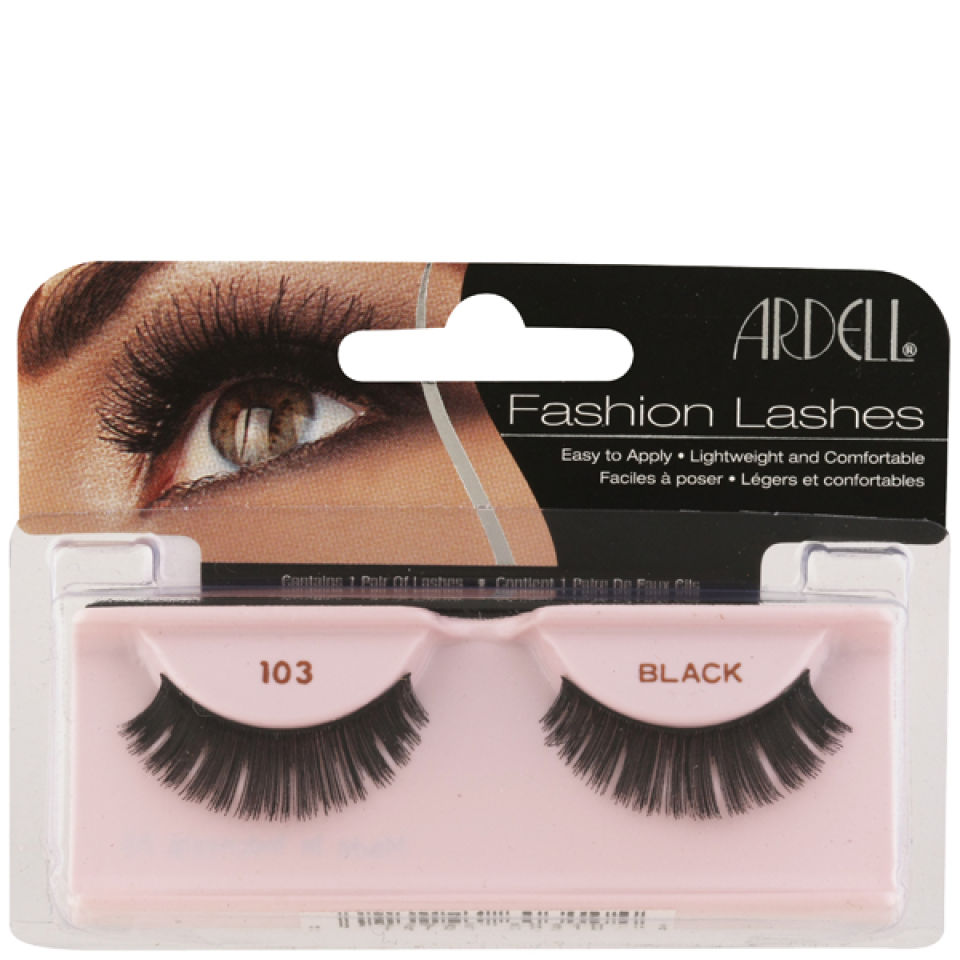 96d8bd4eff1 ARDELL FASHION LASHES BLACK - 103 | Buy Online At RY