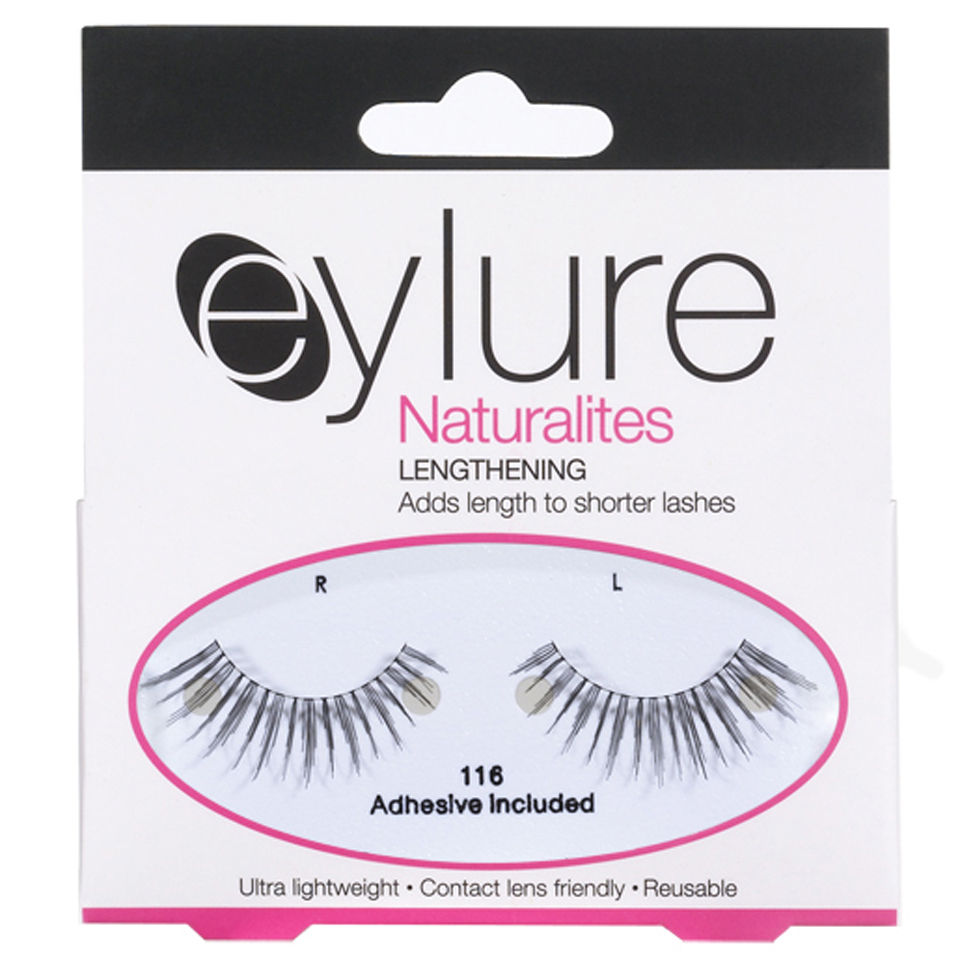 61f3af2fe96 Eylure Naturalite 116 Lashes Twin Pack | Free Shipping | Lookfantastic