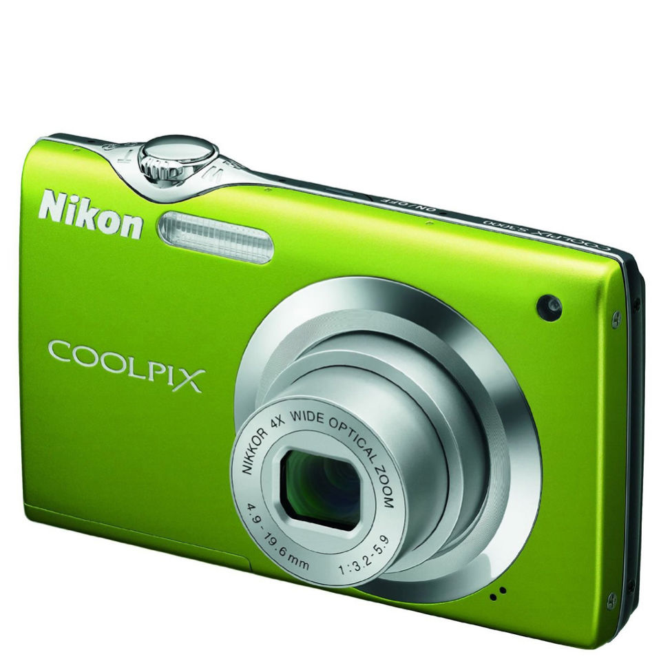 nikon coolpix s3000 software suite