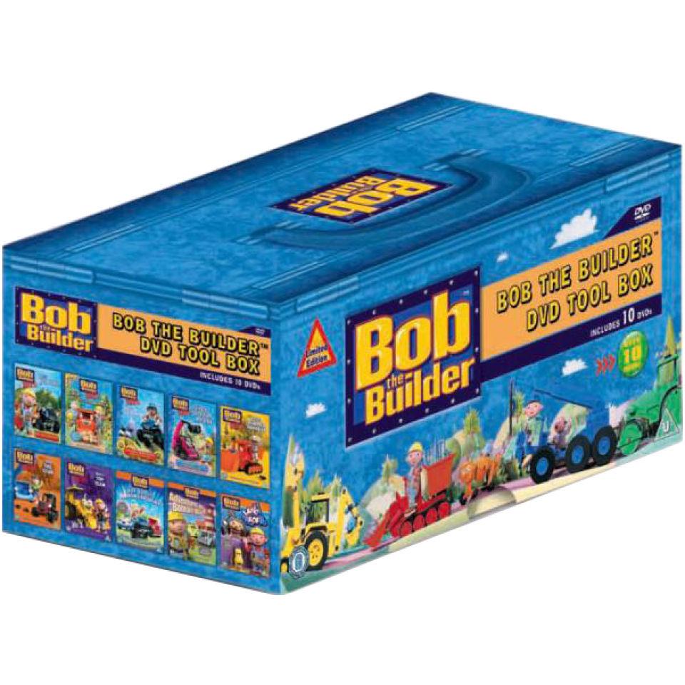 Bob The Builder Tool Box Box Set Dvd Zavvi