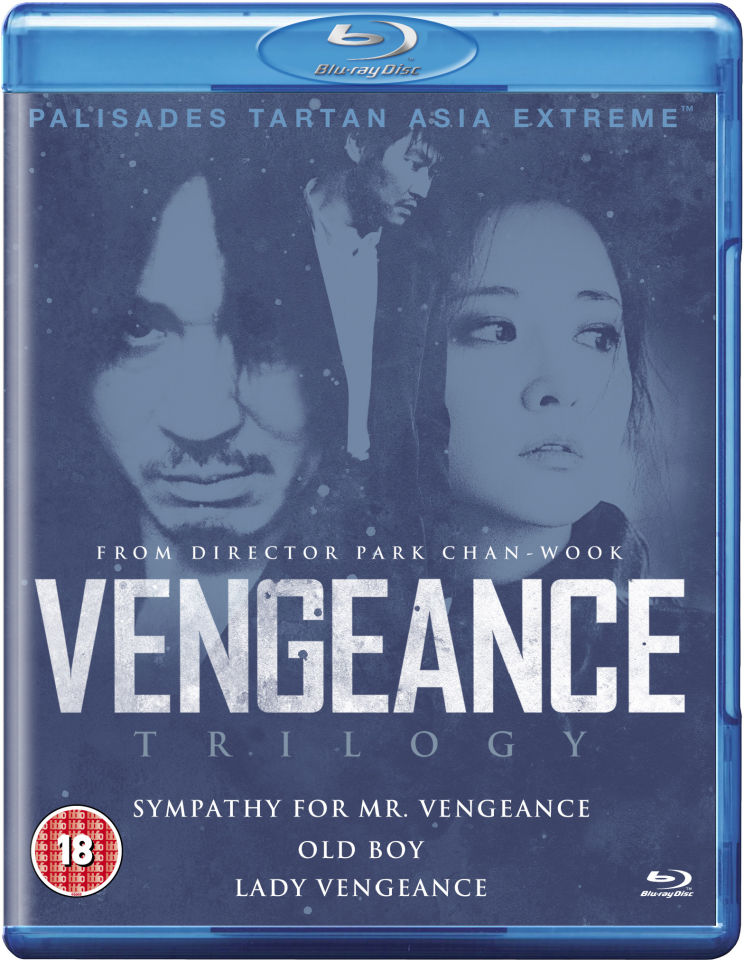 Vengeance Trilogy - Zavvi Exclusive