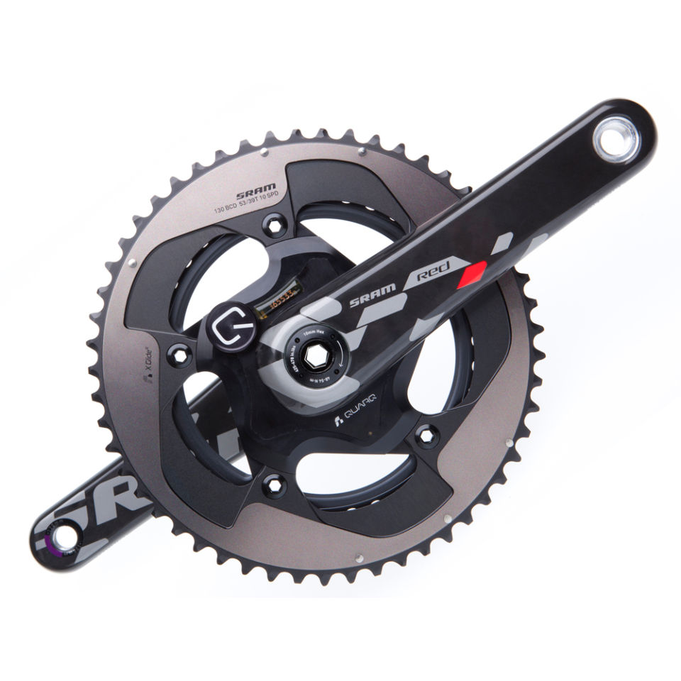 SRAM RED Quarq Power Meter GXP