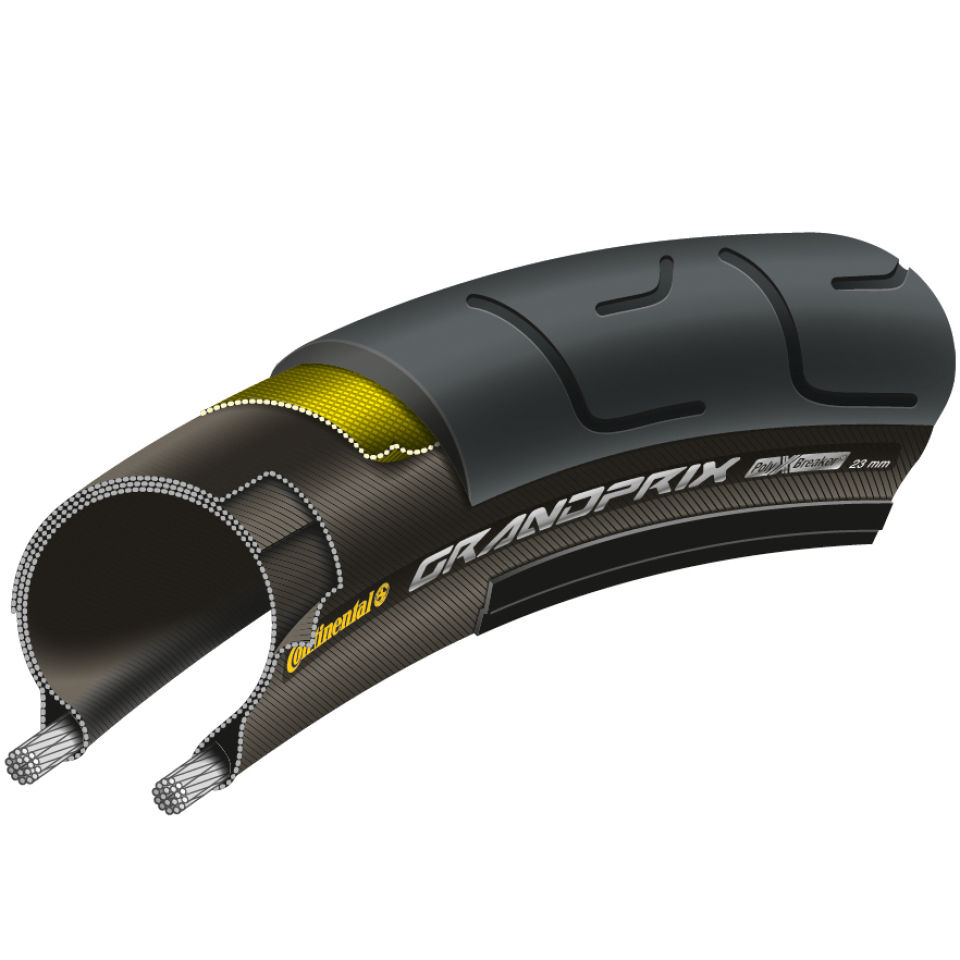 Continental Grand Prix Clincher Folding Road Tyre