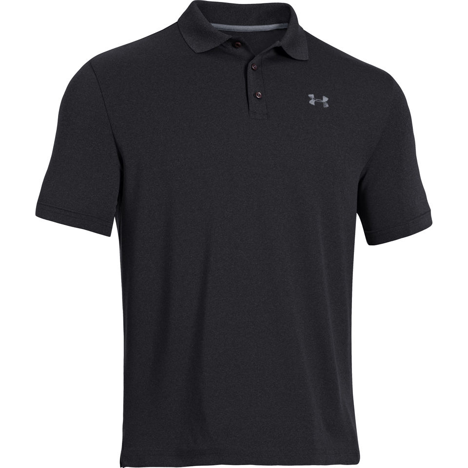 Polo Performance 2.0 Under Armour - Noir/Gris