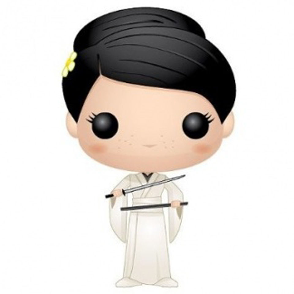 Kill Bill O-Ren Ishii Pop! Vinyl Figure