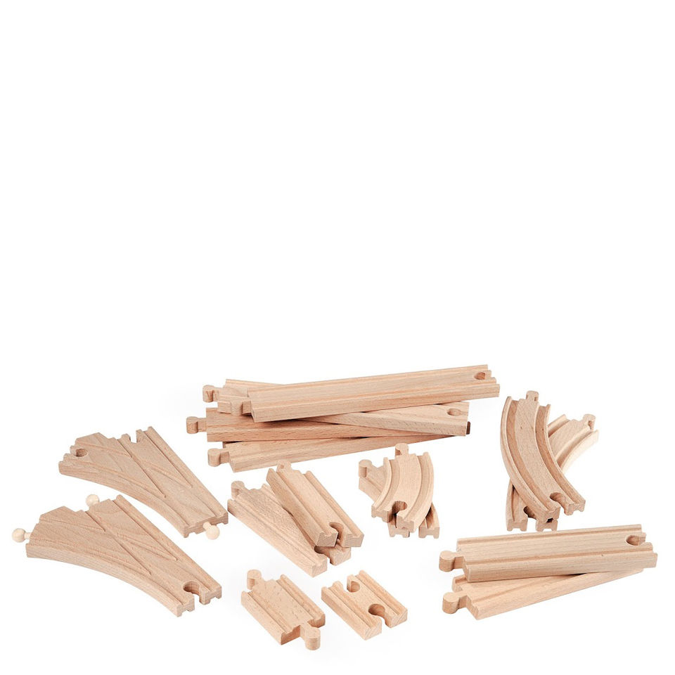 Brio Intermediate Expansion Train Track Set