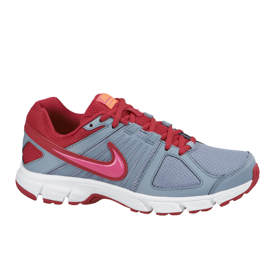 Nike Women's Downshifter 5 Running Trainers Mesh GreyRed