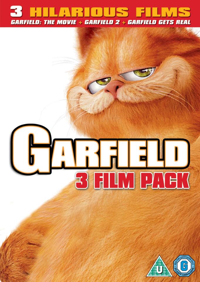 garfield complete box set dvd zavvi