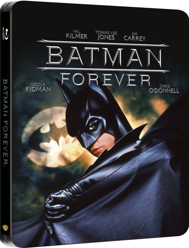 Batman Forever - Steelbook Edition