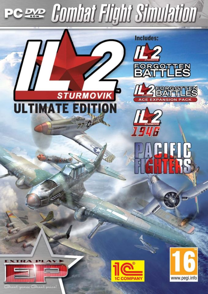 IL2 Sturmovik - The Ultimate Edition