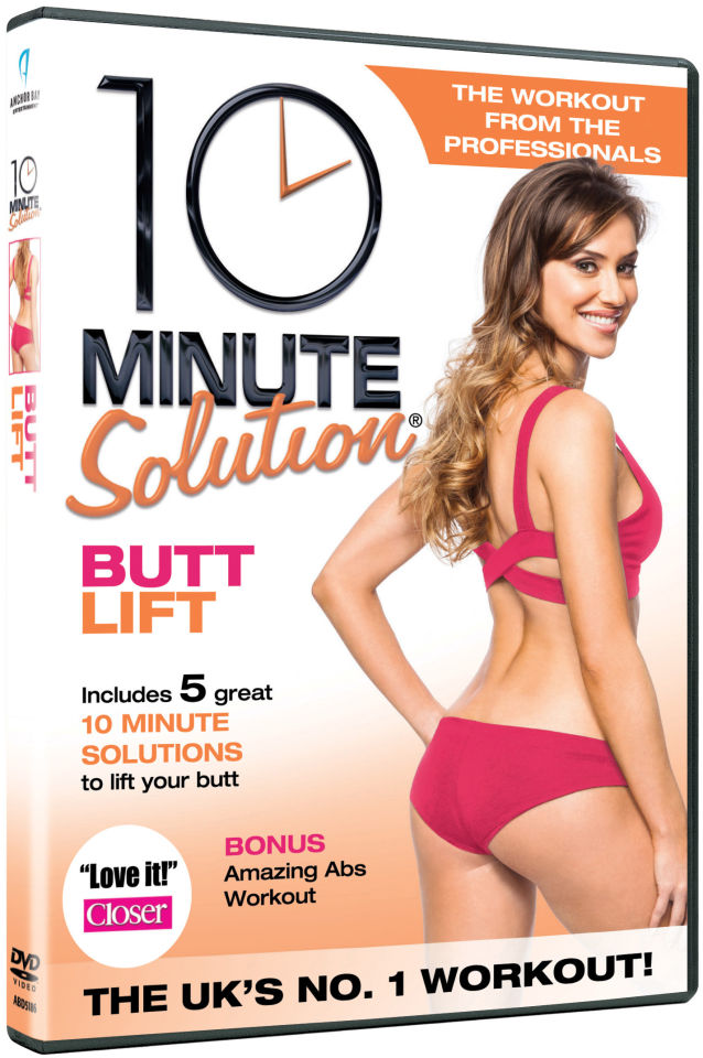 10 Minute Solution: Butt Lift