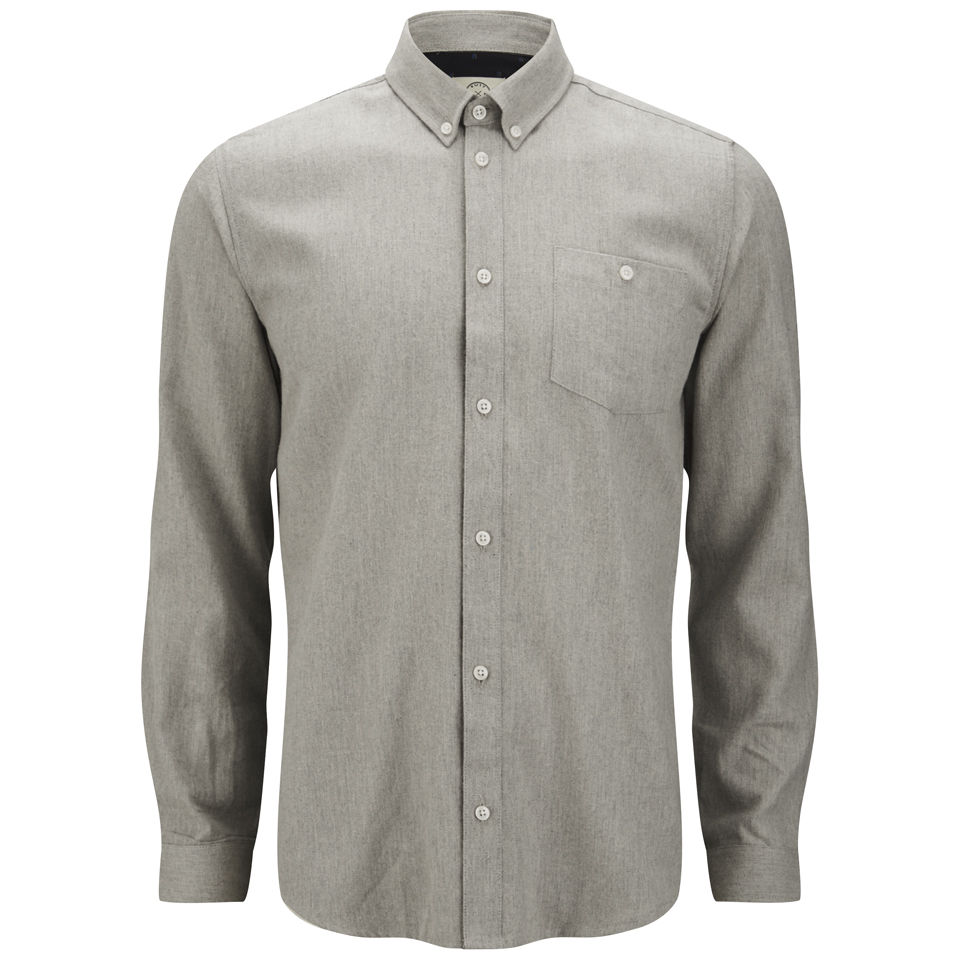 light grey button down shirt artee shirt