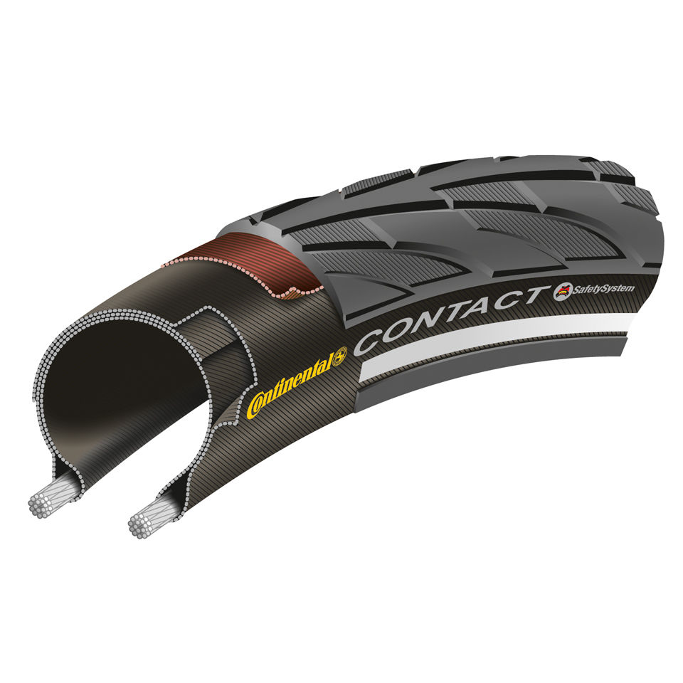 Continental Contact Reflex Clincher Road Tyre