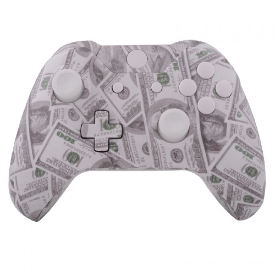 Xbox One Wireless Custom Controller - Money Maker Games Accessories ...