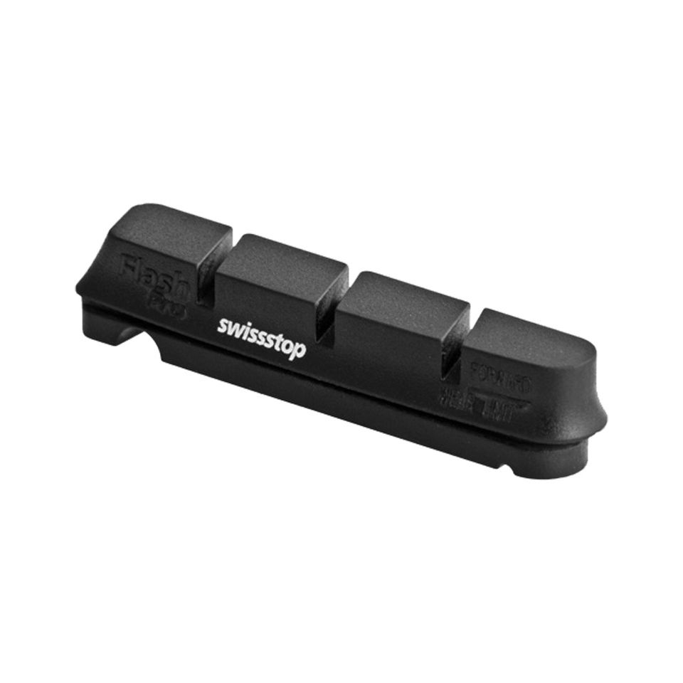 SwissStop Flash Pro Original Black Replacement Brake Block Inserts
