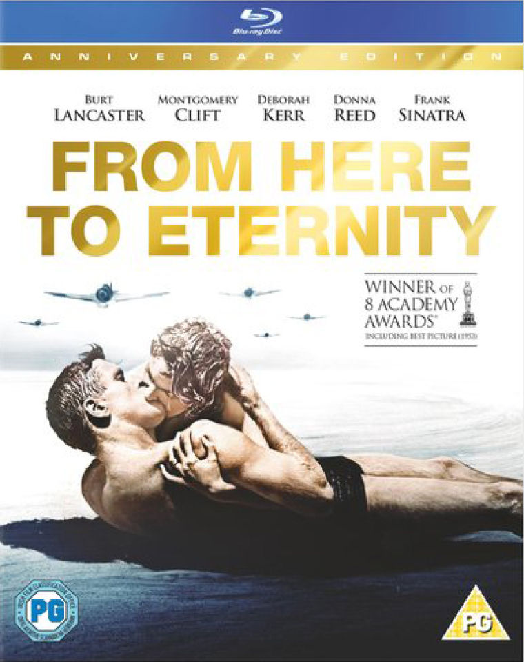 From Here to Eternity (Includes UltraViolet Copy)