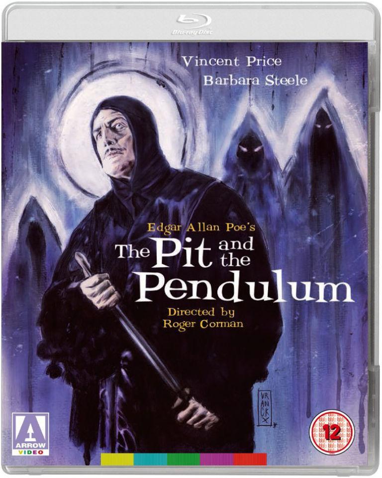 Pit And The Pendulum Blu Ray Zavvi