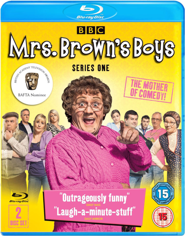 Mrs Browns Boys - Series 1
