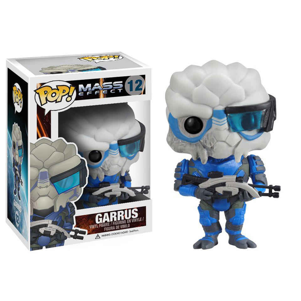 Mass Effect Garrus Pop! Vinyl Figure