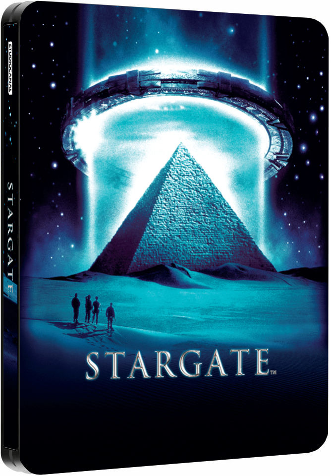 Stargate: 20th Anniversary - Zavvi Exclusive Limited Edition Steelbook (Ultra Limited Print Run)
